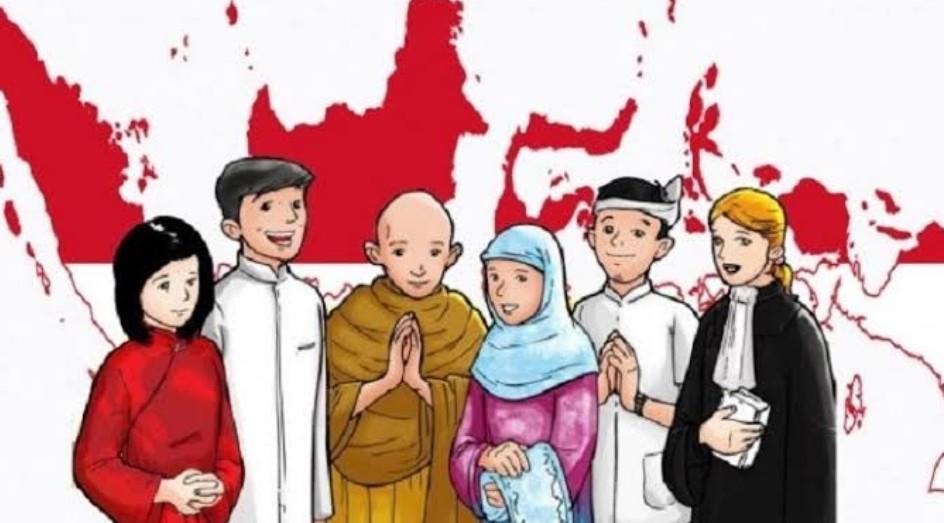 Agama Membuat Orang Hidup Berdampingan Dengan Perbedaan Yang Ada